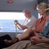 Ford, Connery og Carrey hefðu leikið í Jurassic Park?