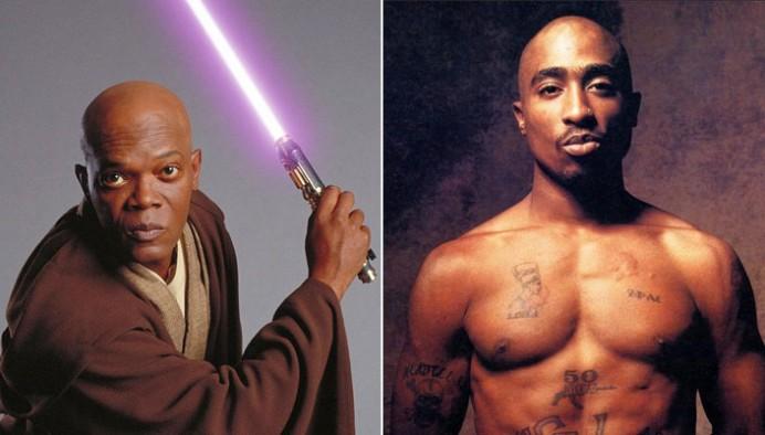 Tupac hefði leikið í Star Wars?