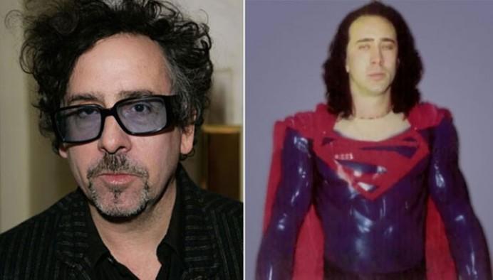 Tim Burton hefði leikstýrt Superman?