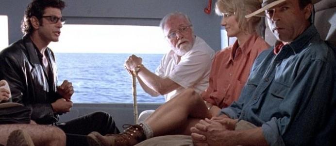Harrison Ford, Sean Connery og Jim Carrey hefðu leikið í Jurassic Park?