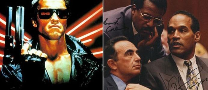O.J. Simpson hefði leikið The Terminator