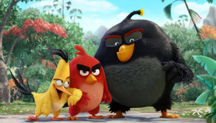 Angry Birds leikhópurinn kemur saman