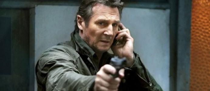 Liam Neeson skilur eftir sig blóðuga slóð
