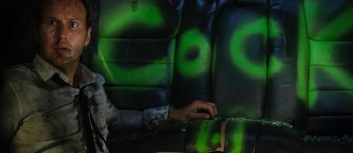 Sýnishorn: Patrick Wilson er á skrensinu í Stretch